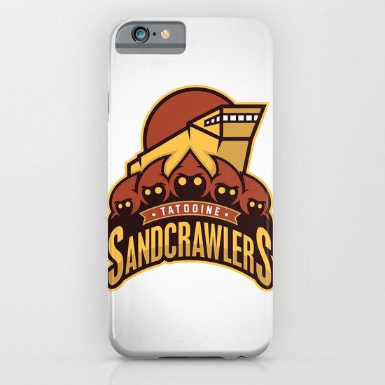 Tatooine SandCrawlers iPhone & iPod Case