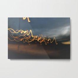 Disruptione Metal Print