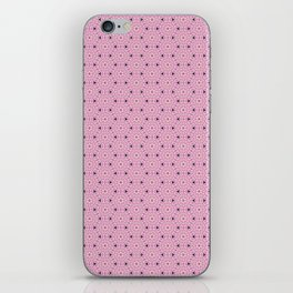 Fragment collection : Pink clover iPhone Skin