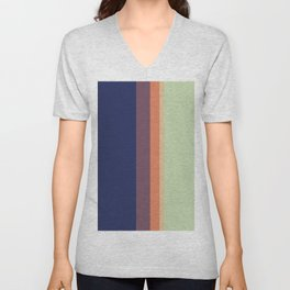 Misty Morning - Favourite Palettes Series Unisex V-Neck