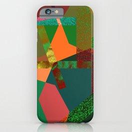 MOTLEY N1 iPhone Case
