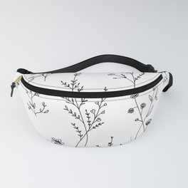 New Wildflowers Fanny Pack