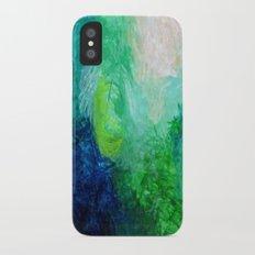 Water No. 1  Slim Case iPhone X