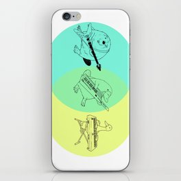 Math iPhone Skin