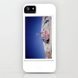 Salvation Mountain Cheki iPhone Case