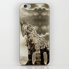 The TROJAN HORSE iPhone Skin