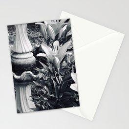 Mommas Lilly Garden Stationery Cards