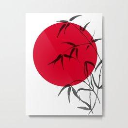 Japan fever Metal Print