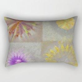 Anticapitalistically Combination Flower  ID:16165-030023-59450 Rectangular Pillow
