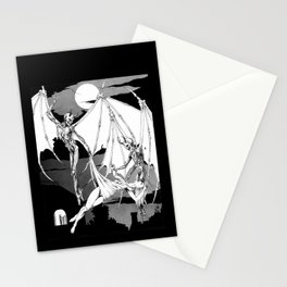 Night Gaunts Stationery Cards