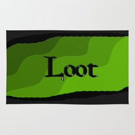 Loot: Color Grass-Green Rug