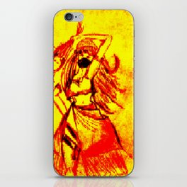 "Women with no faces--series ""Ninja"" iPhone Skin"