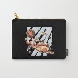 Robot Hand Planets Design Carry-All Pouch