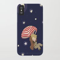 hetalia iPhone & iPod Cases featuring Americhute by gohe1090