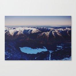 Quest Canvas Print
