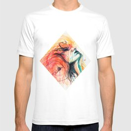 Metamorphosis-Bird of paradise T-shirt