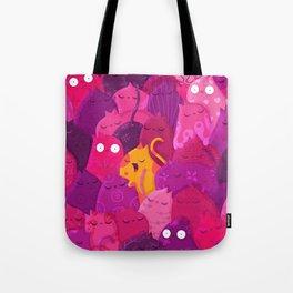 Life in pink Tote Bag