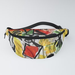 IS scarf 2 Relaxed Fanny Pack