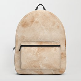 Pink Angelskin Coral Marble Natural Stone Veining Quartz Backpack
