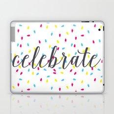 Celebration Lights Laptop & iPad Skin