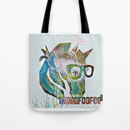 Harsehead Nebula Tote Bag