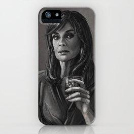 DALLAS - SUE ELLEN EWING iPhone Case