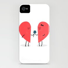 Together iPhone (4, 4s) Slim Case