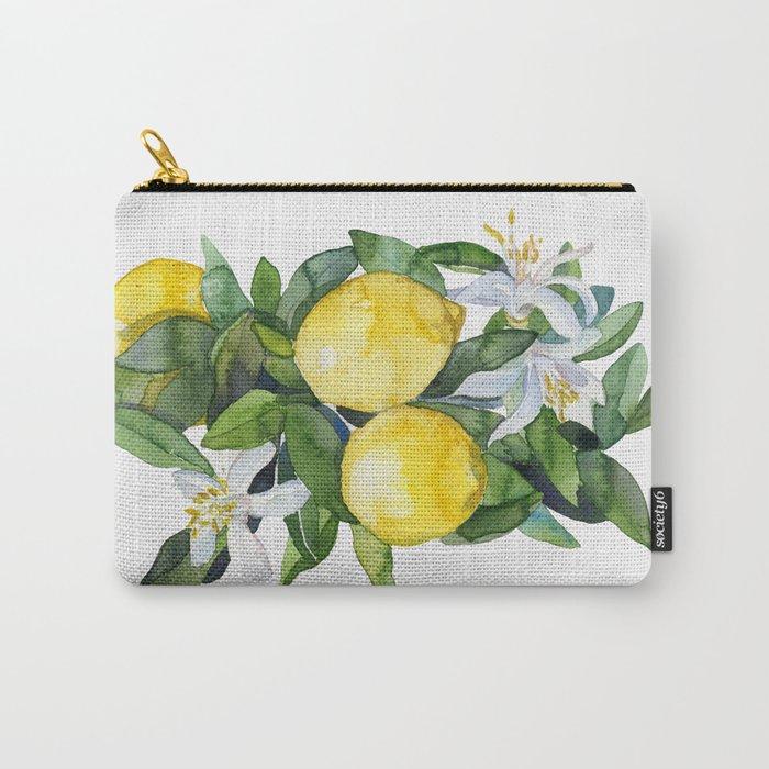 lemon tee Carry-All Pouch