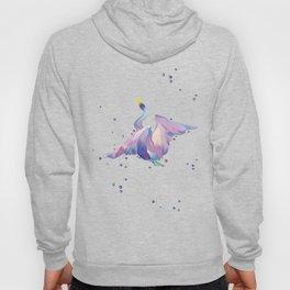 Pink Swan Hoody