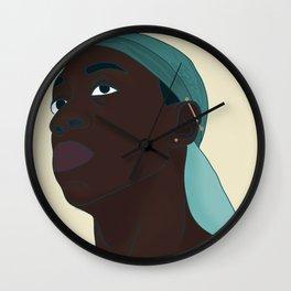 Blue Boys Matter Too Wall Clock