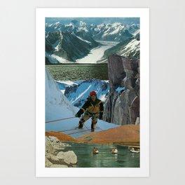 Cordillera Art Print