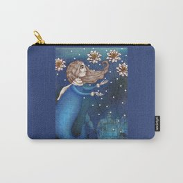 The Mermaid's Lake--The Underwater Palace Carry-All Pouch