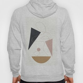Abstract Minimal Art 32 Hoody