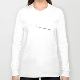 In to the Wite Long Sleeve T-shirt