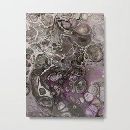 Greys Metal Print