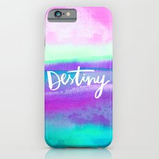 Destiny [Collaboration with Jacqueline Maldonado] Slim Case iPhone 6s