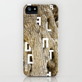 W.A.A.C. iPhone Case