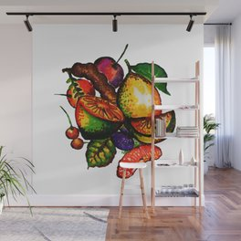 simple and pattern Wall Mural