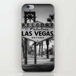 Welcome To Vegas Sign Series III iPhone Skin