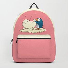 Penguin Be Mine Backpack