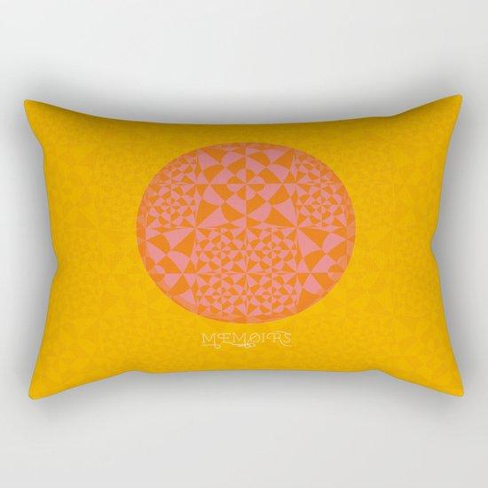 Memoirs Rectangular Pillow