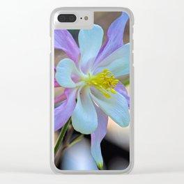 Natures Handiwork Clear iPhone Case