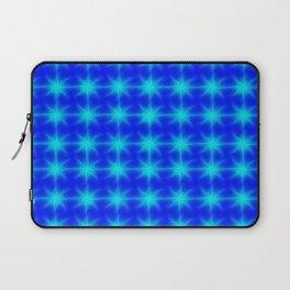 ▲eternal blue stars▲ Laptop Sleeve
