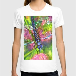 Title: painting - Dragonfly T-shirt