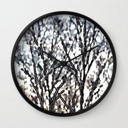 Branch Impression Wall Clock