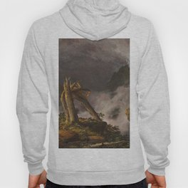 Storm in the Mountains by Frederic Edwin Church, 1847  Hoody