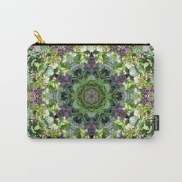 SacredSucculentGeo Carry-All Pouch
