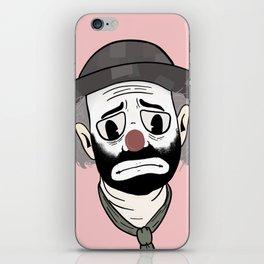 Emmett Kelly iPhone Skin