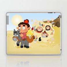 Ali Baba and the 40 thieves (Arabian nights) Laptop & iPad Skin