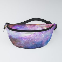 Pink Galaxy Fanny Pack
